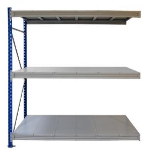 Стеллаж металлический складской 21103-2,0-DS купить на выгодных условиях в Барнауле