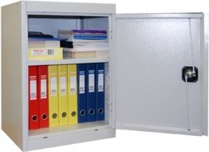 Шкаф металлический архивный ШХА-50 (40)/670